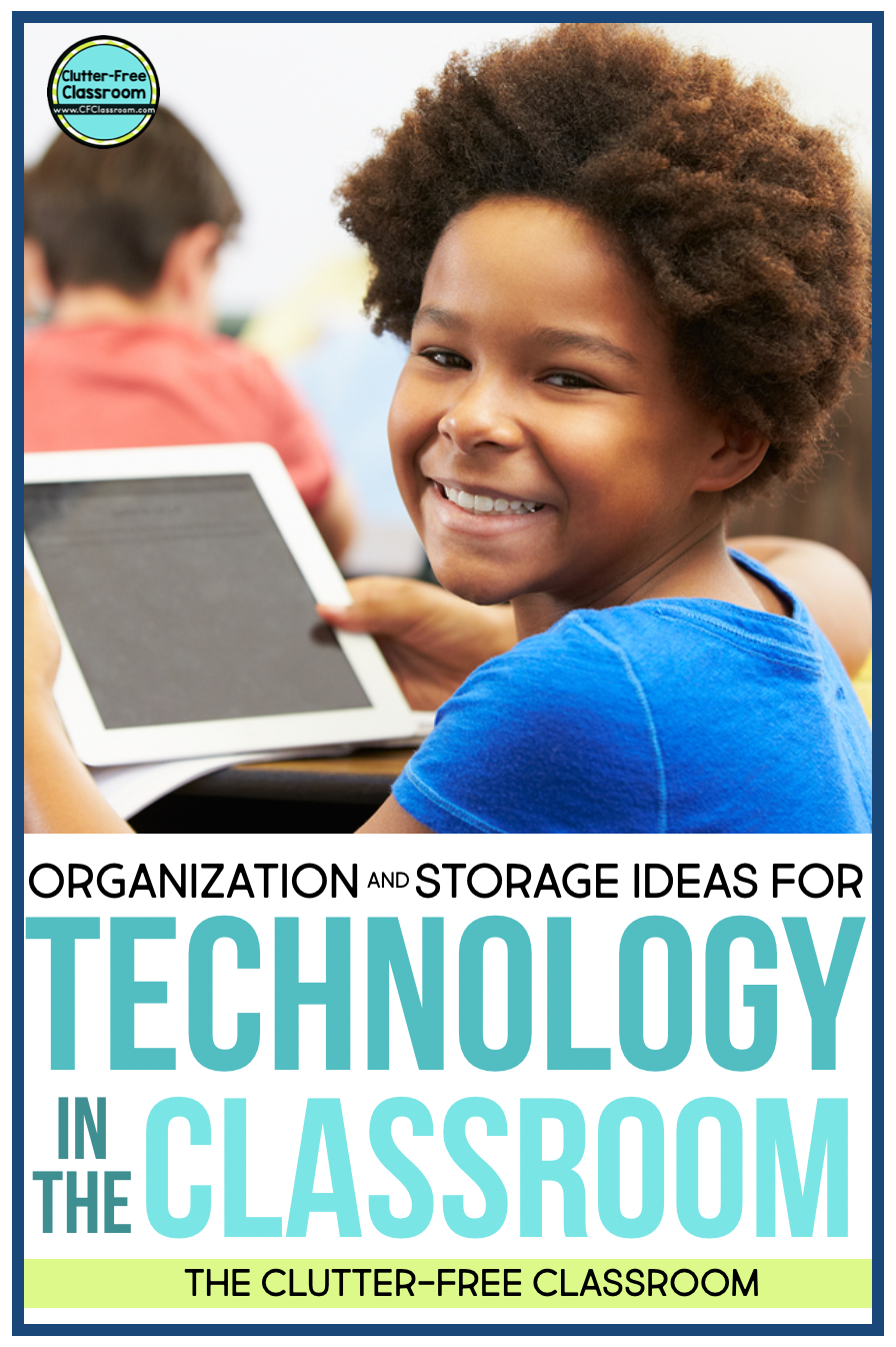 How do you store technology in your classroom? I offer hacks and tips on how to manage listening centers, chrome books, iPads, headphones, Google Classroom, and more!