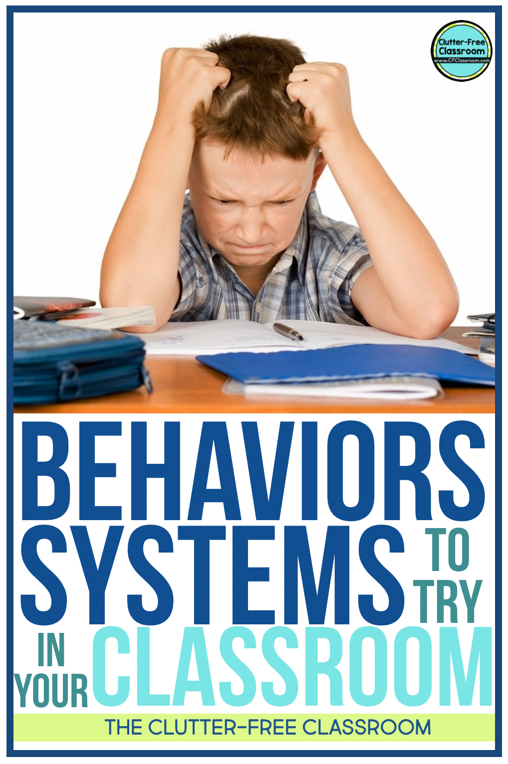 Chatty class? High noise levels? Constant communication with parents? You NEED to check out these elementary classroom behavior management systems from the Clutter Free Classroom. Learn ideas, tips, and tricks for how to track individual charts, clip charts, incentives, and token economy.