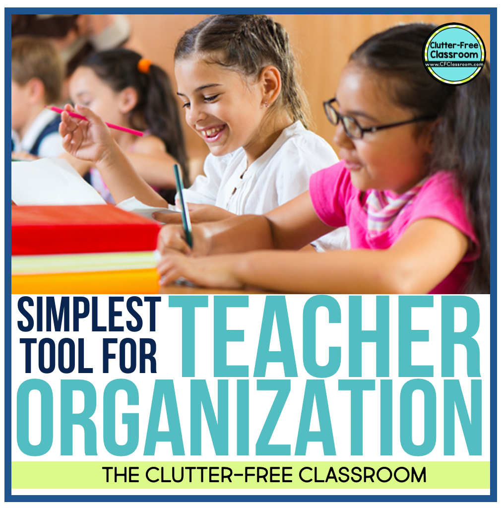 Do you love checklists like the Clutter Free Classroom? Try out these classroom management ideas, strategies, routines, procedures, techniques, tips and more to track data!