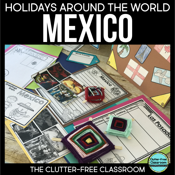 Mexico Holidays Around The World Series Jodi Durgin Education Co