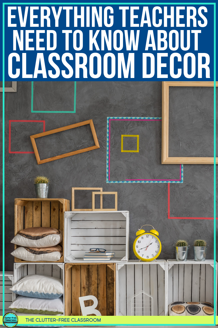 DOWNLOAD these FREE elementary classroom decor resources, tips, and ideas! There are tons of resources and printables for both popular and unique classroom themes and decorations. Check out this collection of blog posts now! #classroomdecor #classroomdecorations #settingupyourclassroom