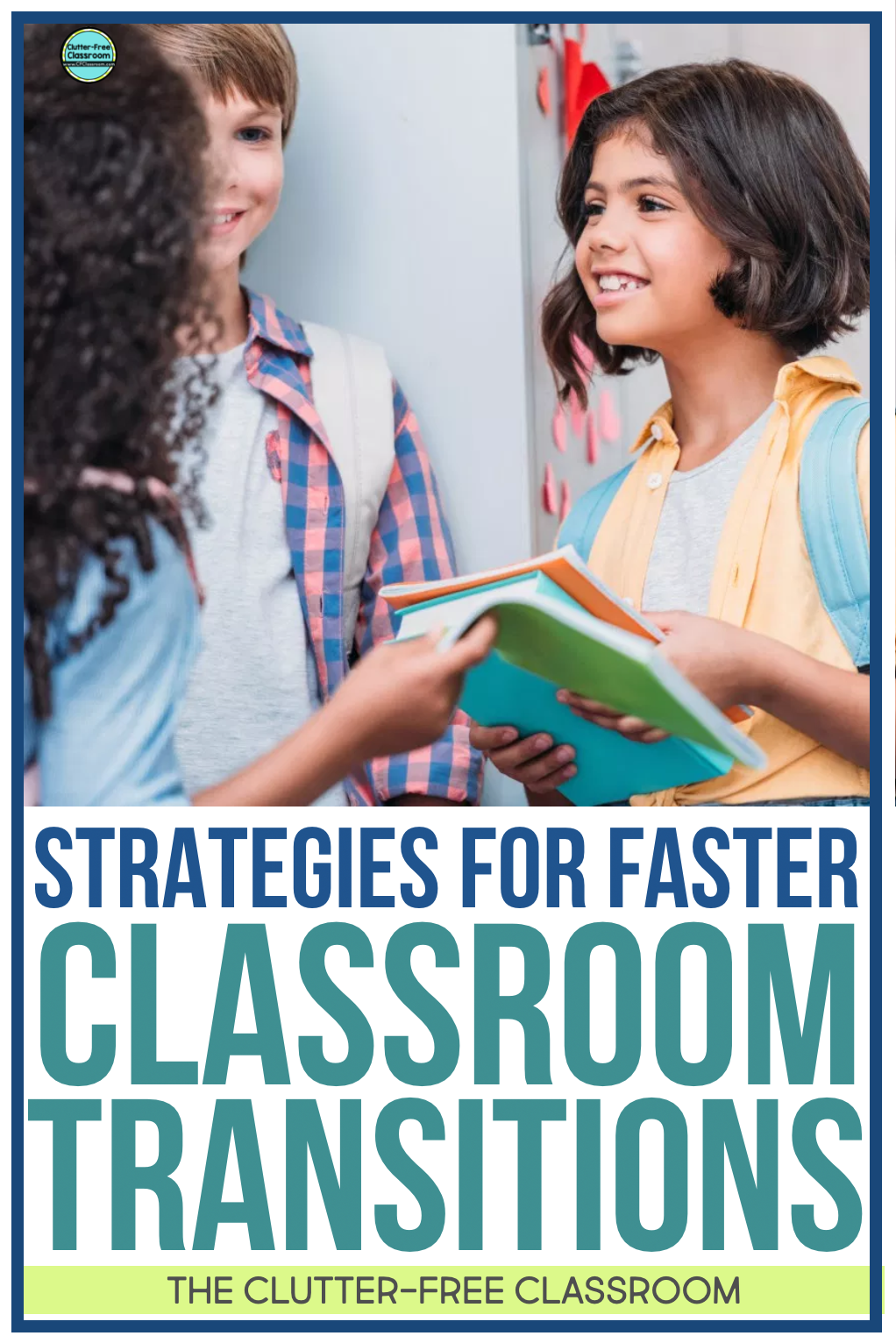 Check out these fun and easy classroom management tips and strategies for quick classroom transitions from the Clutter Free Classroom. Teachers and students will love teaching and learning these songs, procedures, and routines.