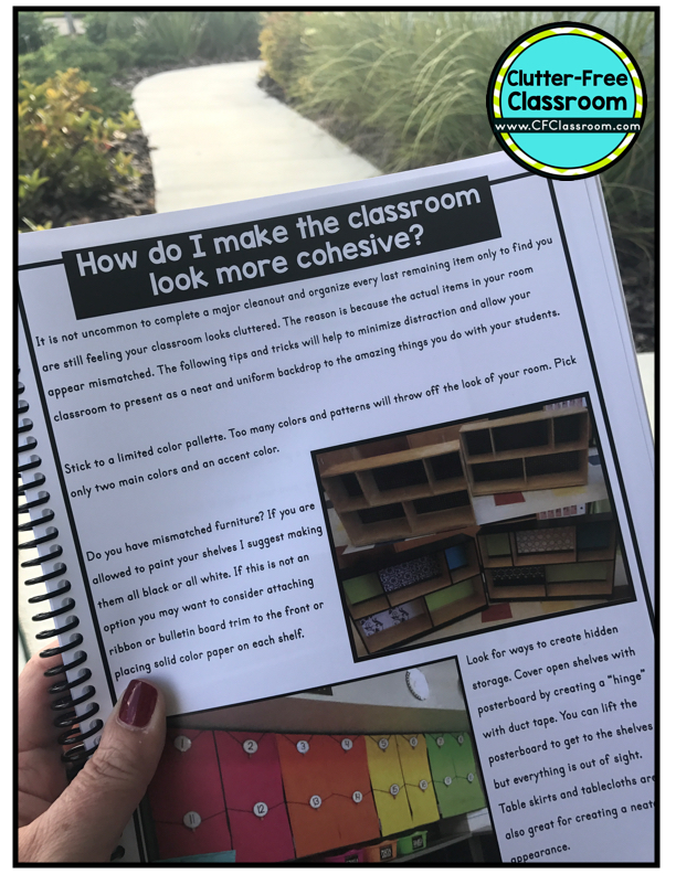 Classroom Organization and Storage Ideas for Busy Teachers on a Budget - This tip filled post shares how to declutter and organize an elementary classroom. Supply labels, baskets, bins, crates and boxes are all you need to store centers, games, manipulatives and more.