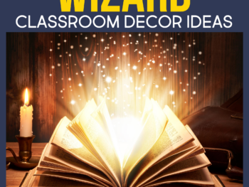 wizard classroom decor ideas