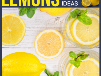 lemons as a classroom theme for elementary teachers