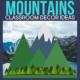 a mountain classroom theme for elementary teachers