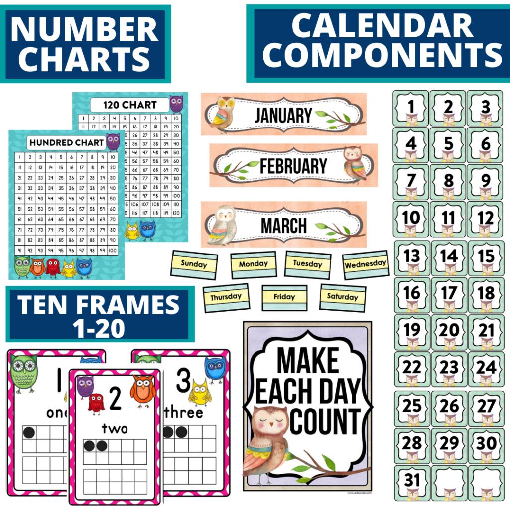 Owl Classroom Theme Ideas Jodi Durgin Education Co