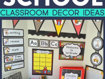 school classroom decor ideas