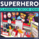 superhero classroom decor ideas