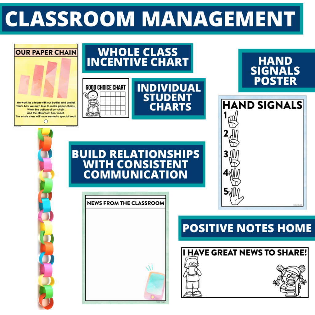 technology themed tools for improving student behavior in an elementary classroom