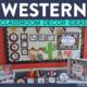 western classroom decor ideas