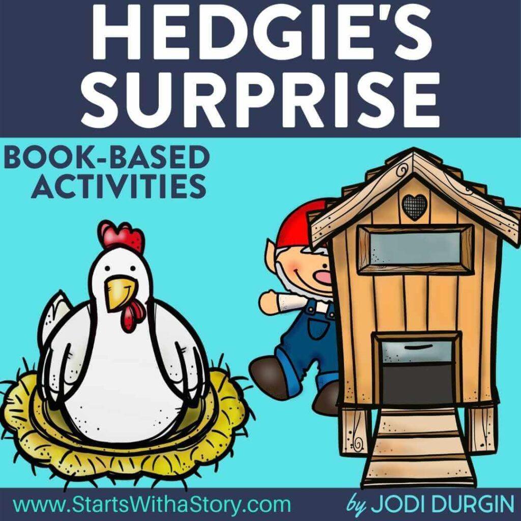 Hedgie's Surprise