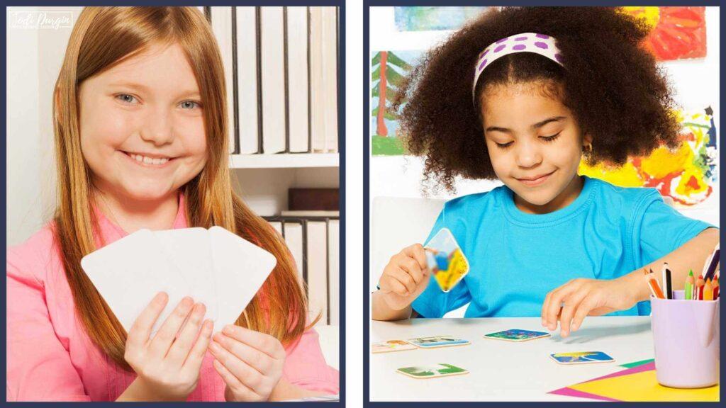 elementary math sorting activities