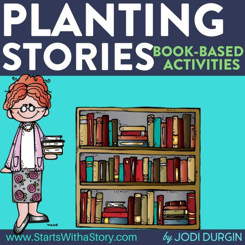 Planting Stories book companion