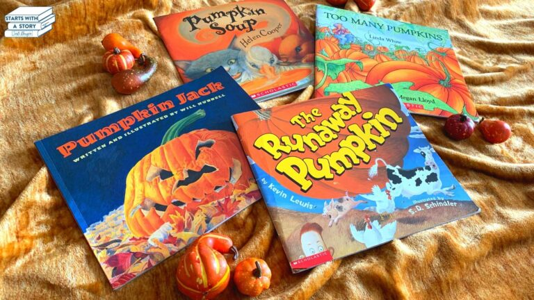 pumpkin books for kids read alouds