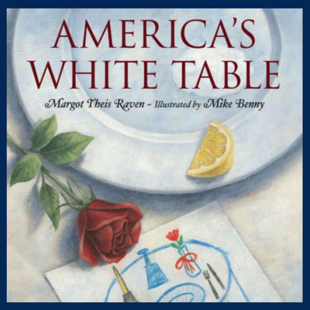 America's White Table book cover