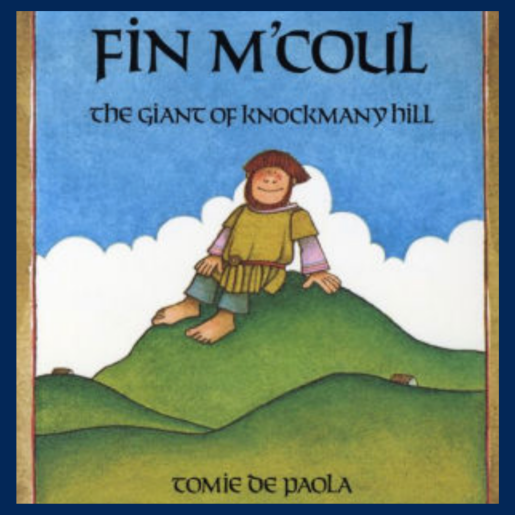 Fin M'Coul book cover