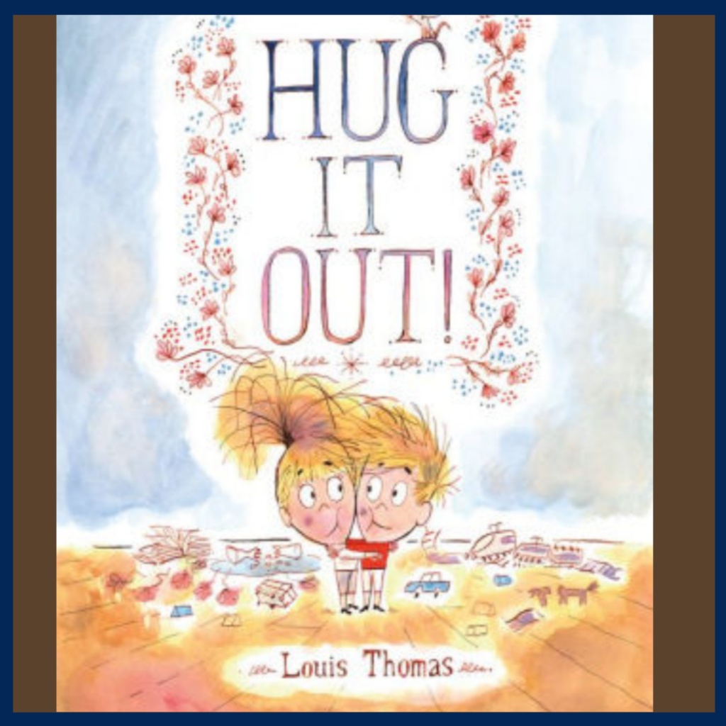 Hug it Out book cover