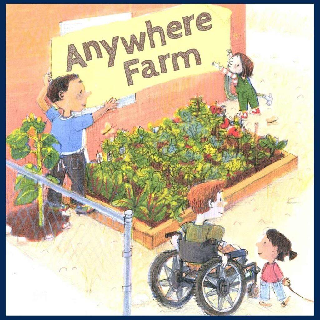 Anywhere Farm book cover