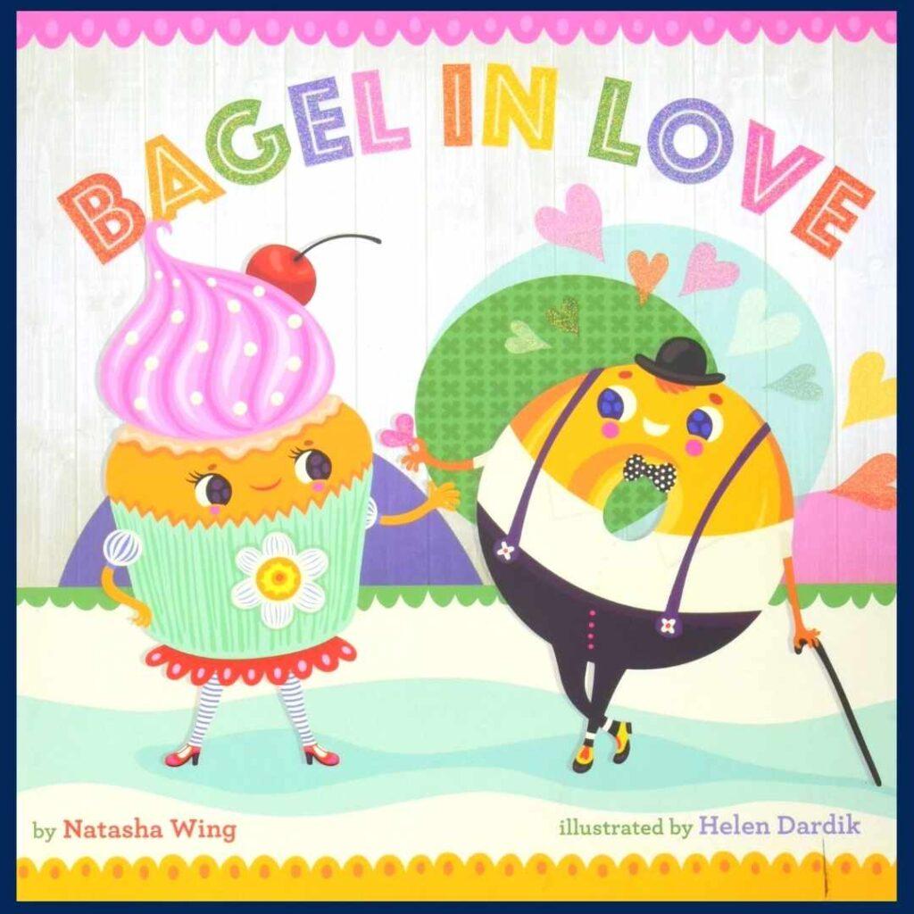 Bagel in Love book cover