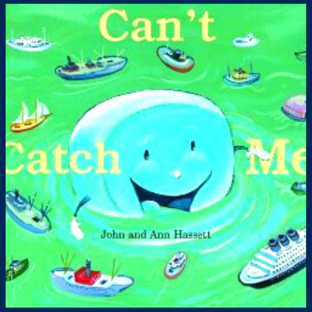 Can't Catch Me book cover