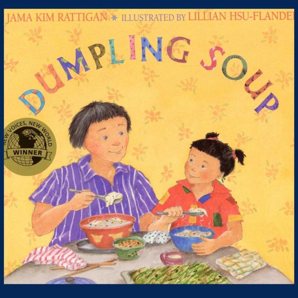 Dumpling Soup book cover
