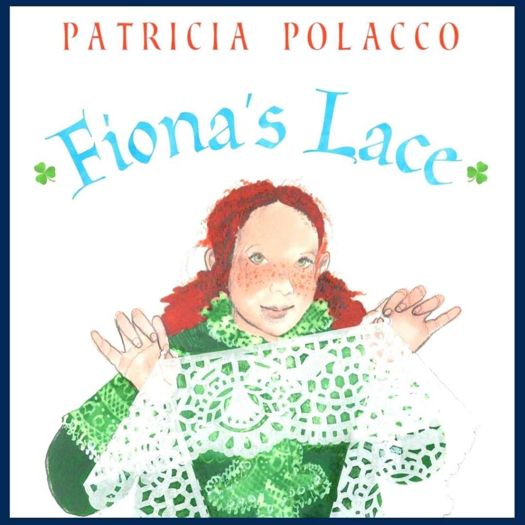 Fiona's Lace book cover