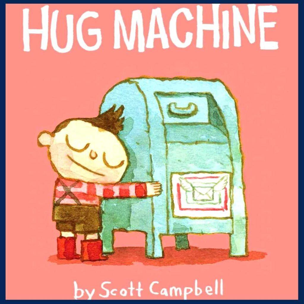 Hug Machine book cover