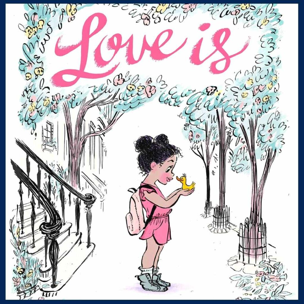 Love Is book cover