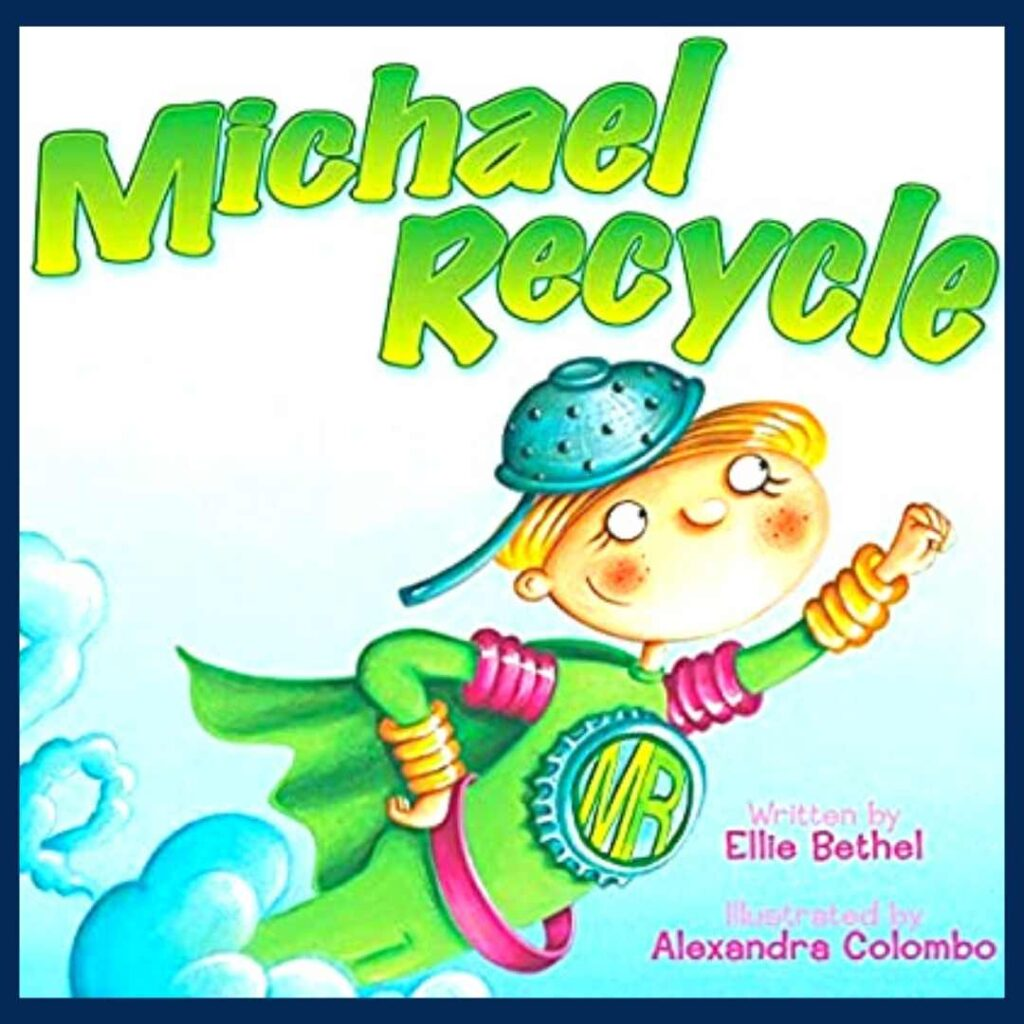 Michael Recycle book cover