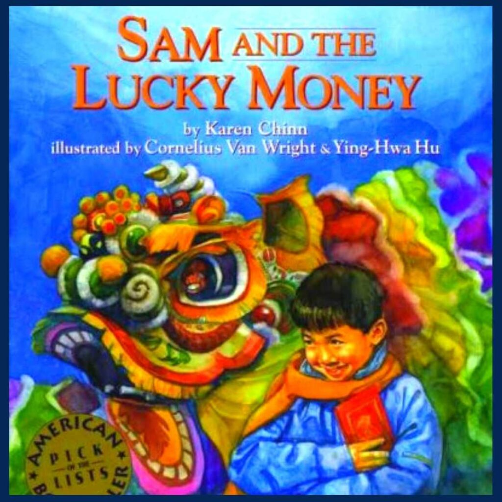Sam and the Lucky Money book cover