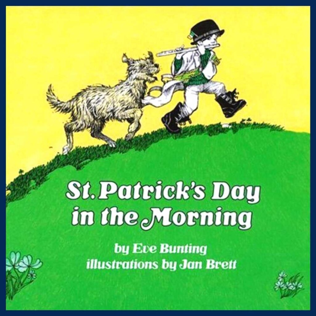St. Patrick's Day in the Morning book cover