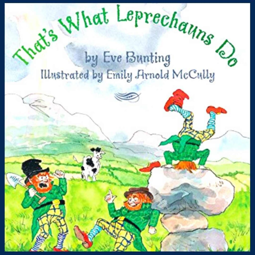 That's What Leprechauns Do book cover