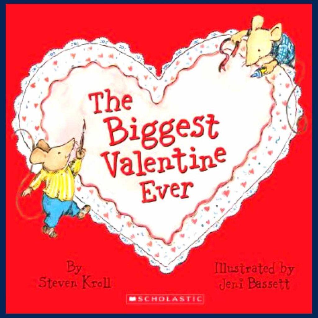 The Bigger Valentine book cover