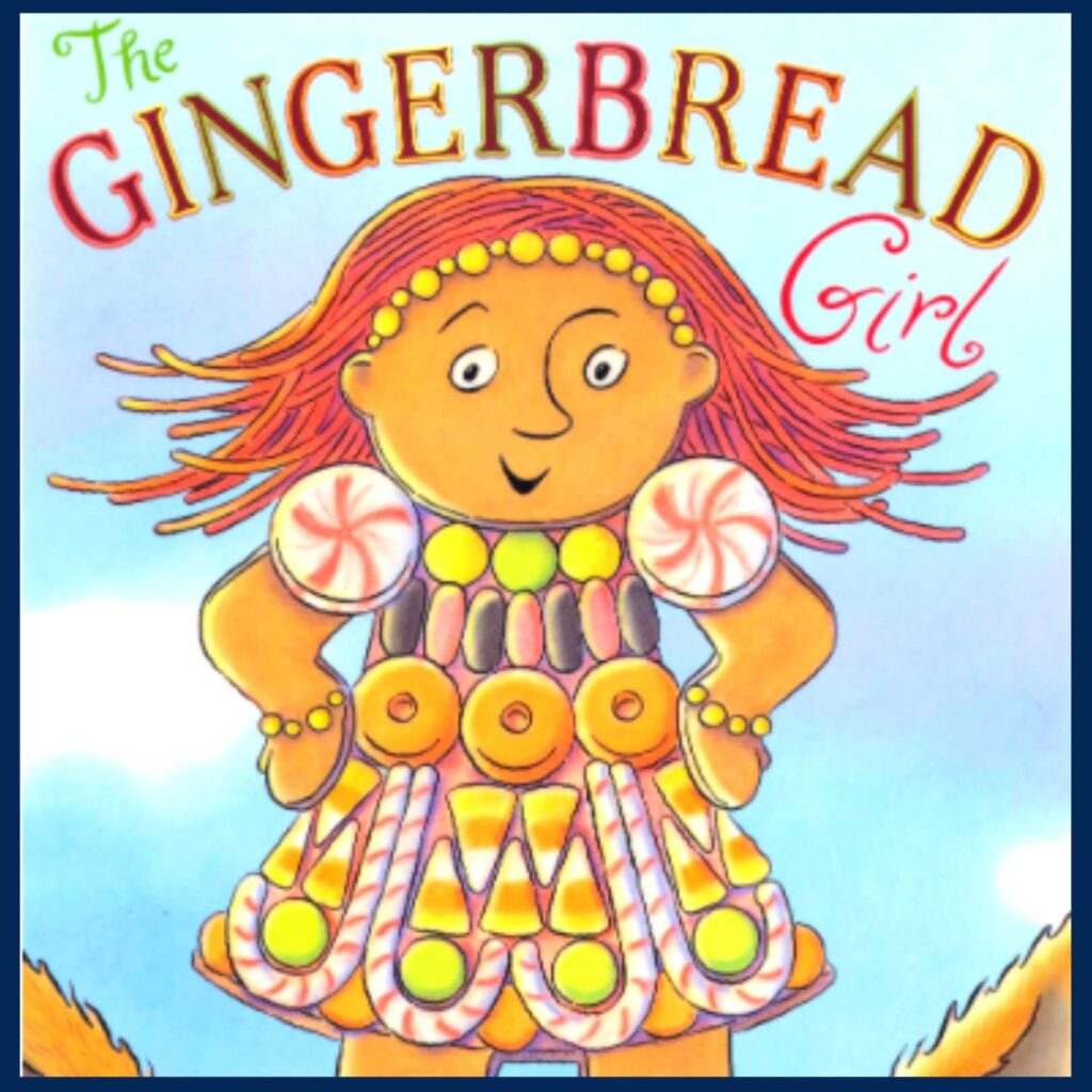 The Gingerbread Girl book cover