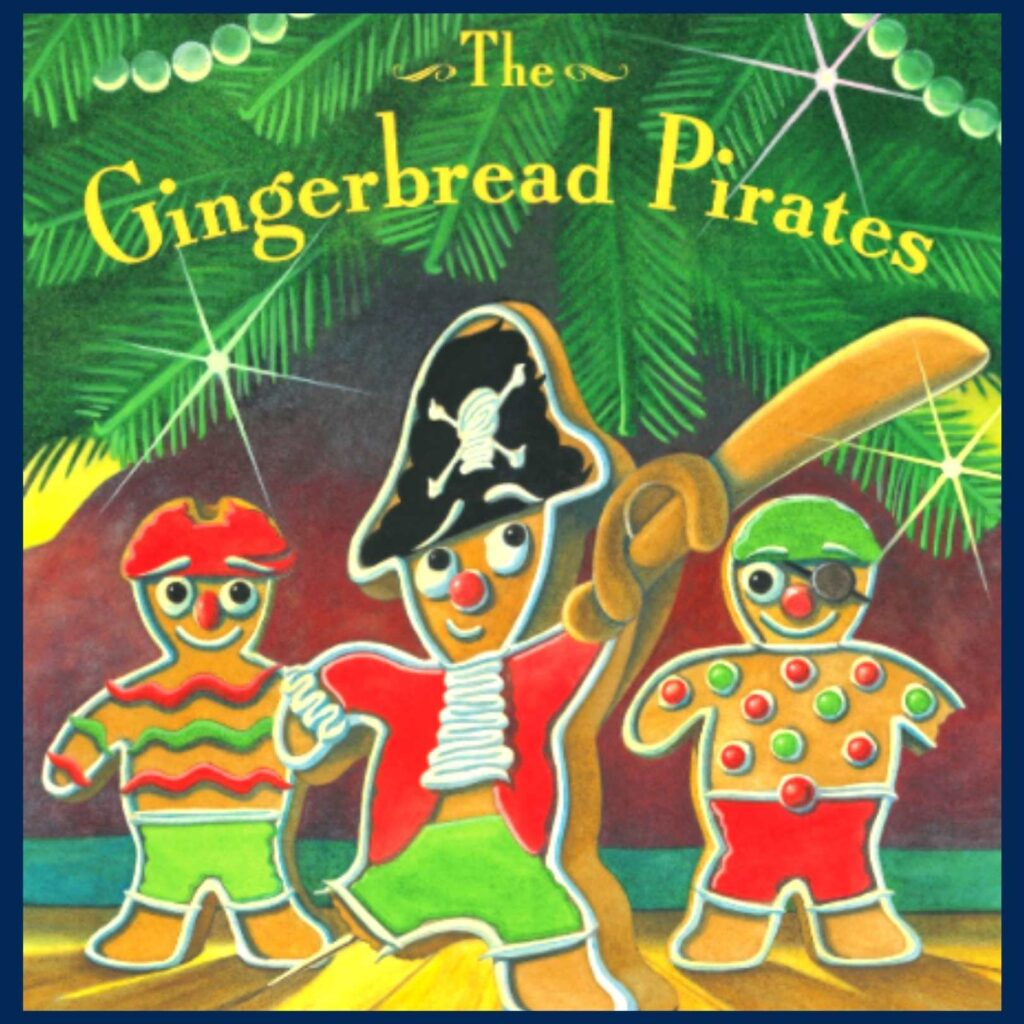 Gingerbread Pirates book cover