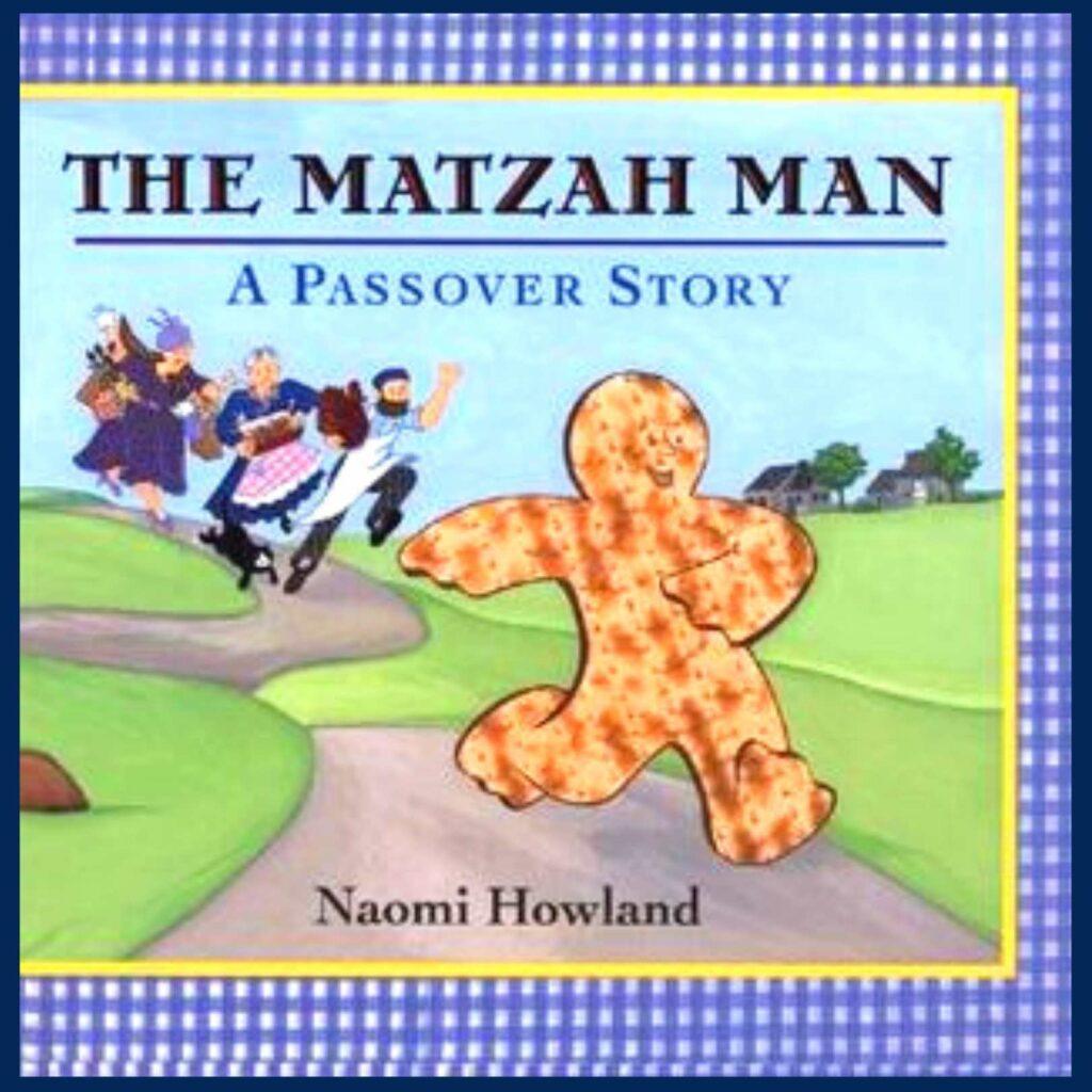 The Matzah Man book cover