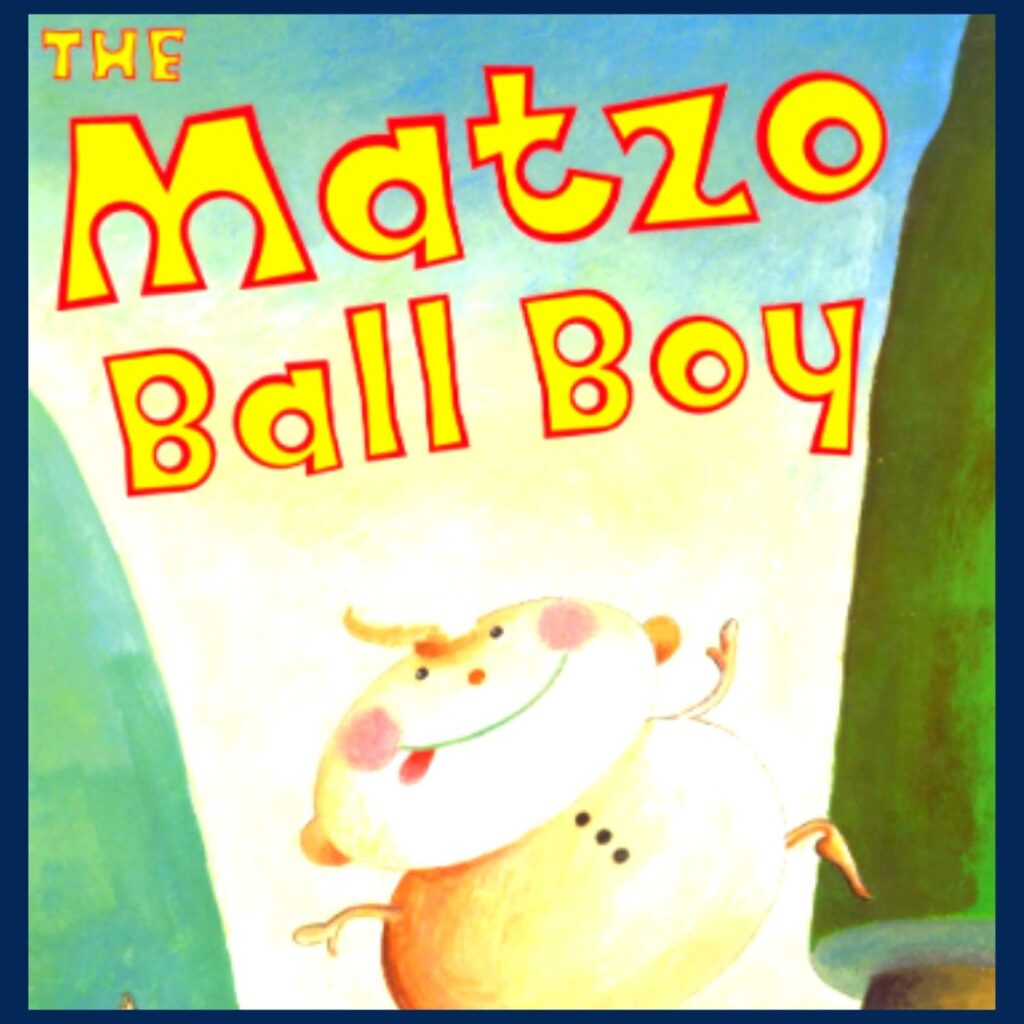 The Matzo Ball book cover