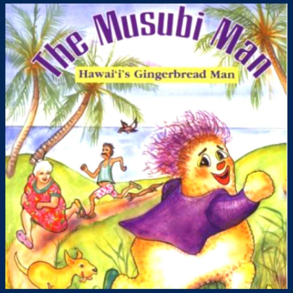 The Musabi Man book cover