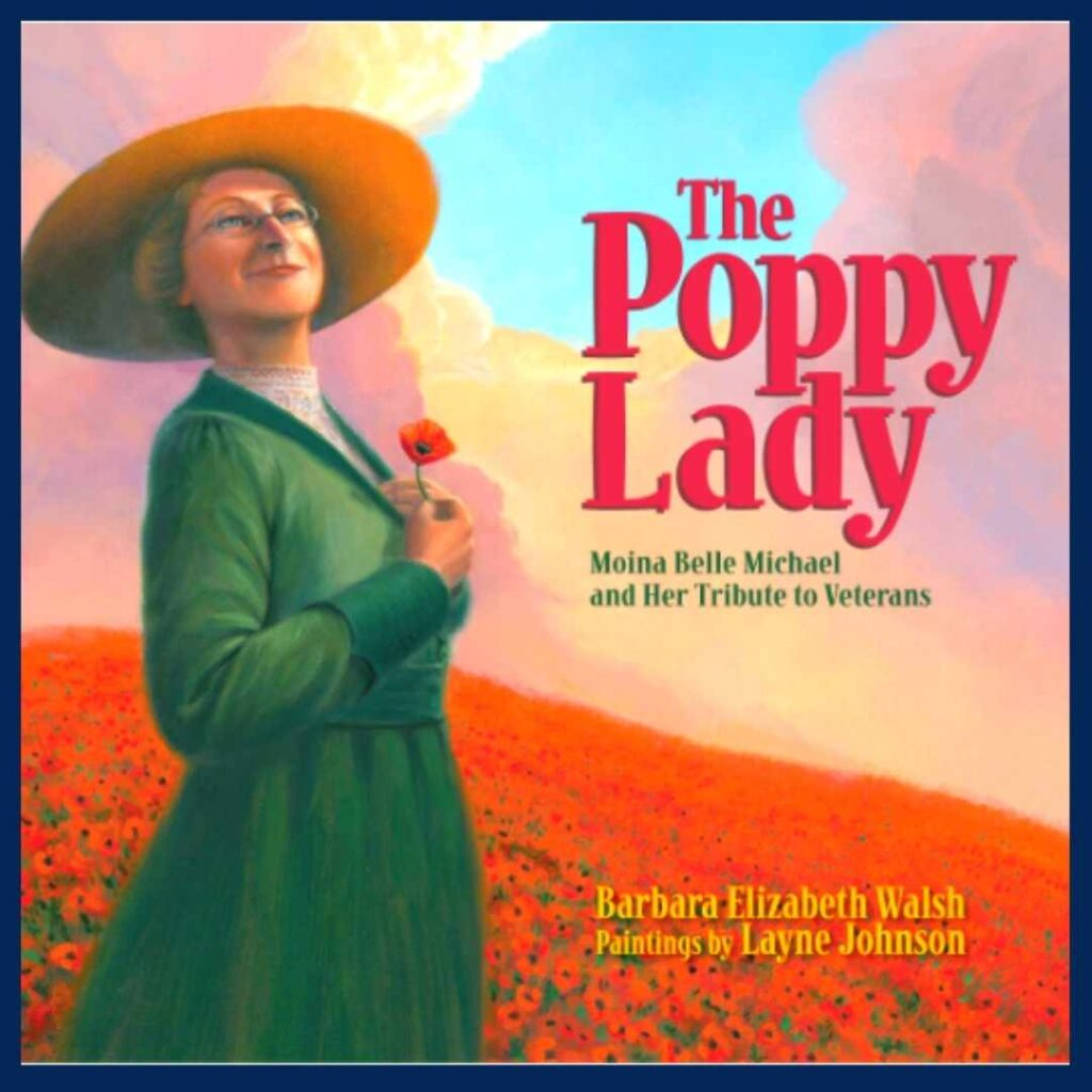 The Poppy Lady book cover