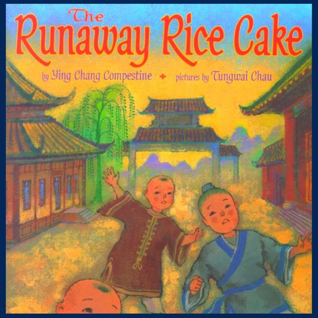 The Runaway Rice Cake book cover