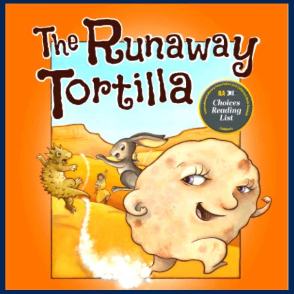 The Runaway Tortilla book cover