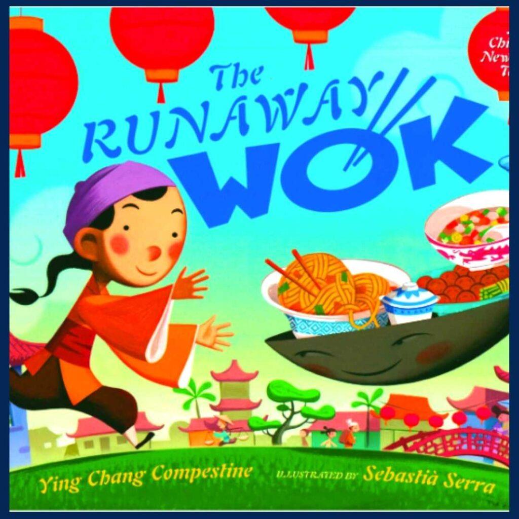 The Runaway Wok book cover