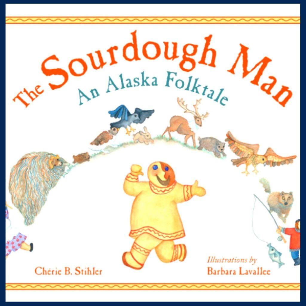 The Sourdough Man book cover