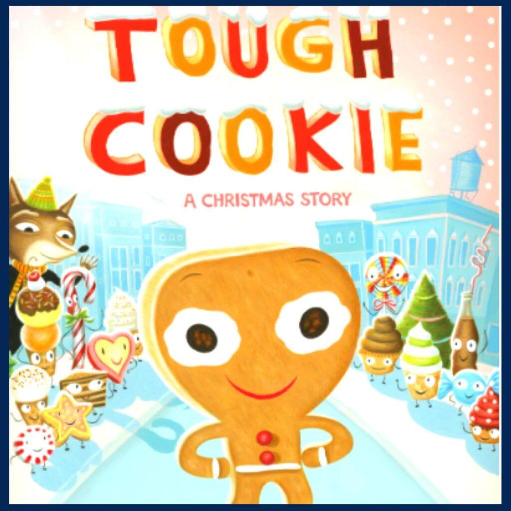 Tough Cookie book cover