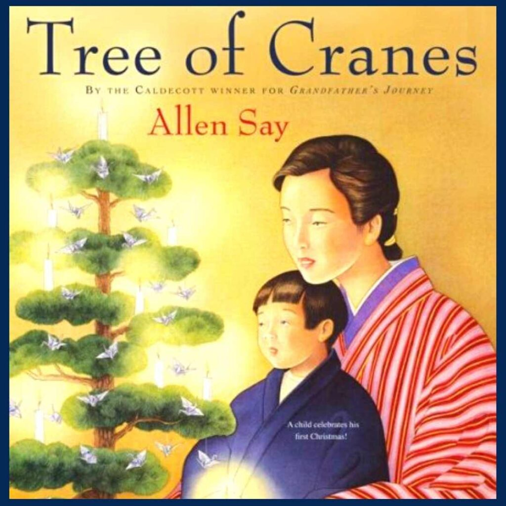 Tree of Cranes book cover