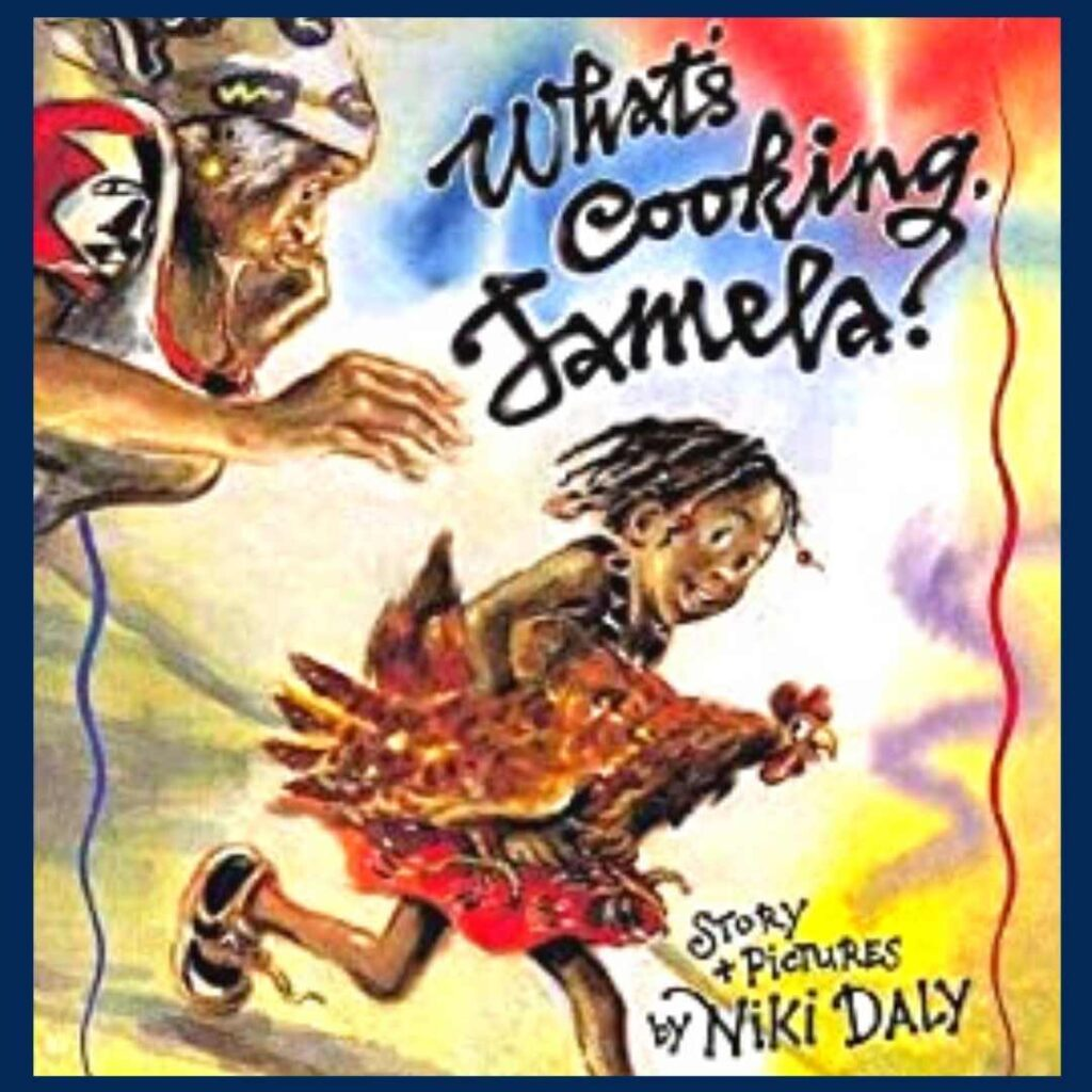 What's Cooking Jamela? book cover
