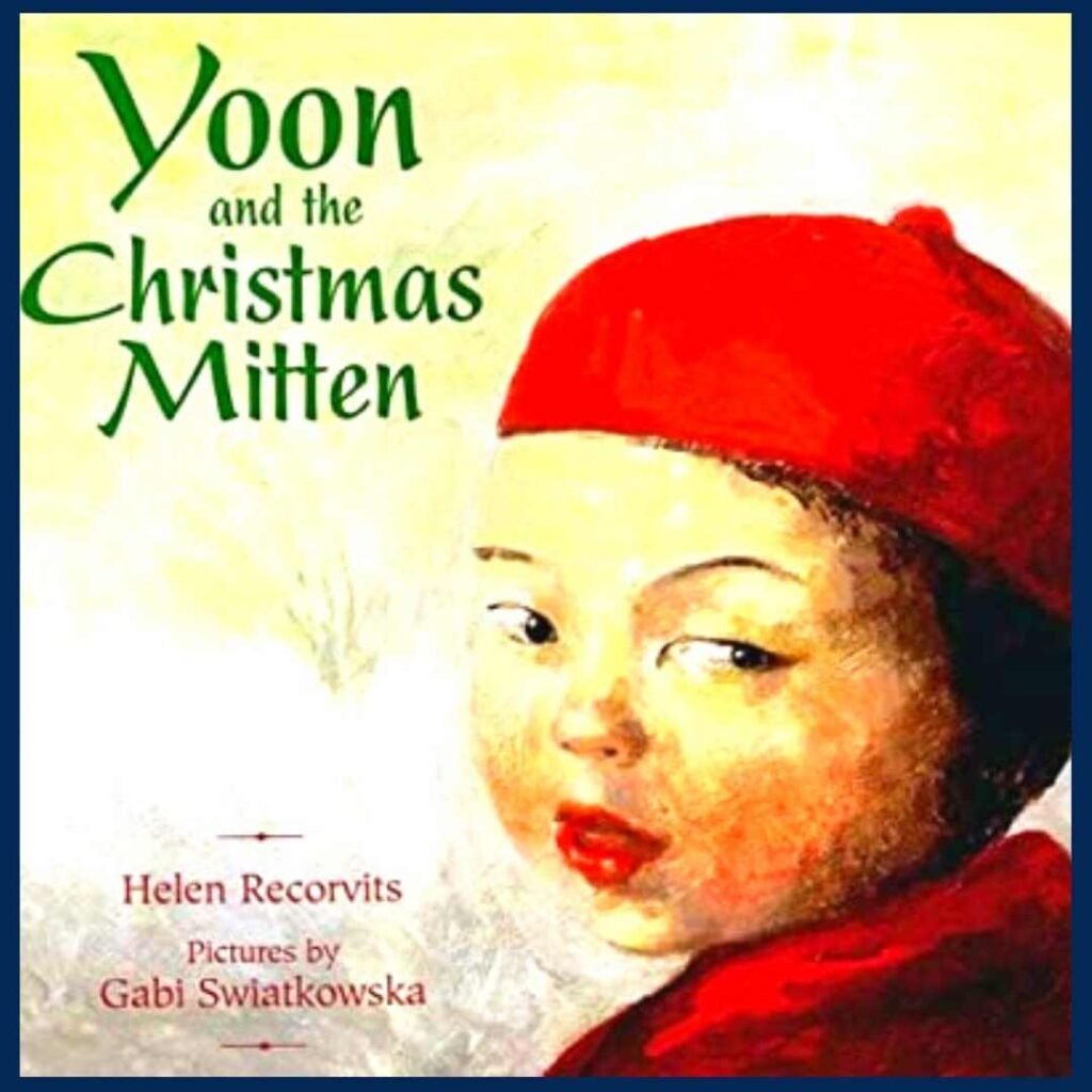 Yoon and the Christmas Mitten book cover