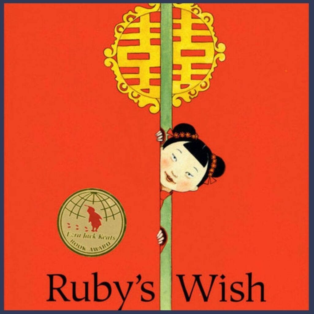 Ruby's Wish book cover