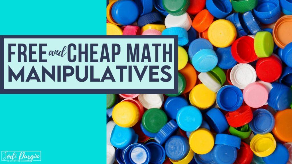 free math manipulatives